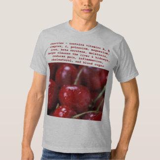 Cherries mens shirt