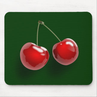 Cherries Mouse Pads