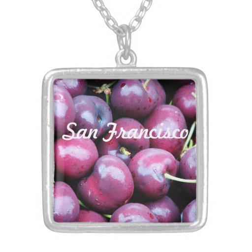 Cherries Necklace