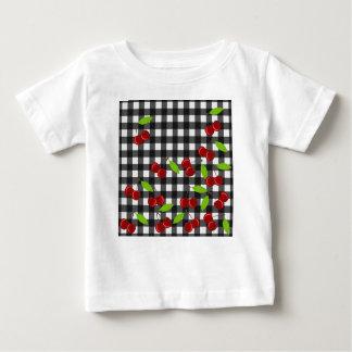 Cherries pattern baby T-Shirt