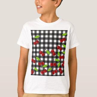 Cherries pattern T-Shirt