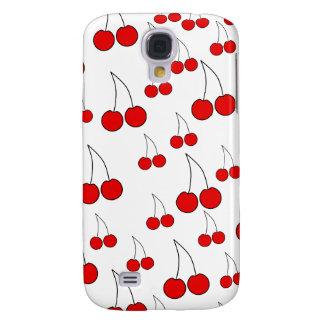 Cherries Pern. Samsung S4 Case