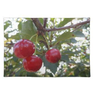 Cherries Place Mats