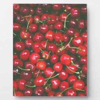 Cherries... Plaque