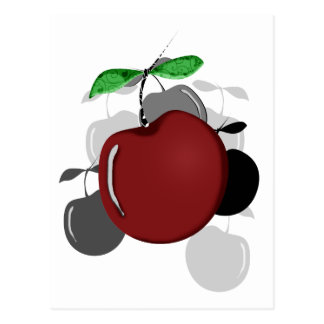 Cherries Post Cards