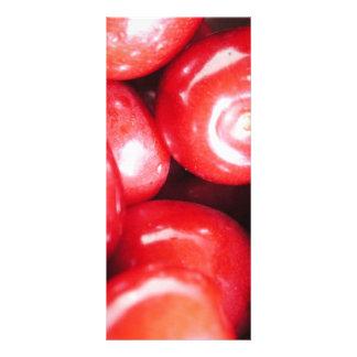 cherries rack card
