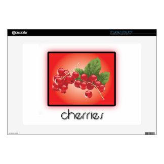 Cherries Laptop Decal