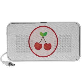 Cherries iPhone Speakers