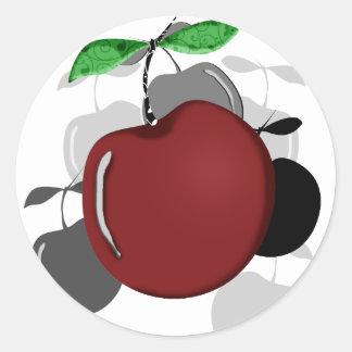 Cherries Stickers