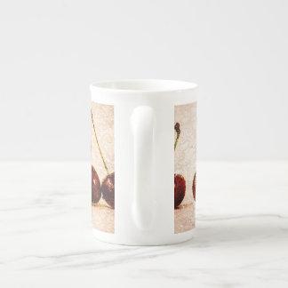 Cherries Tea Cup