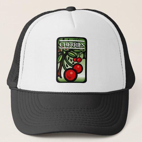 Cherries Trucker Hat