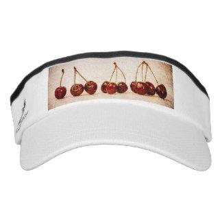 Cherries Visor
