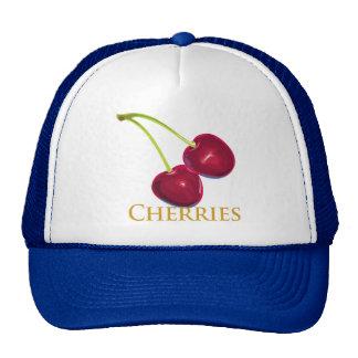 Cherries with Stems Trucker Hat