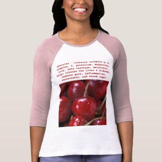 Cherries womens shirt