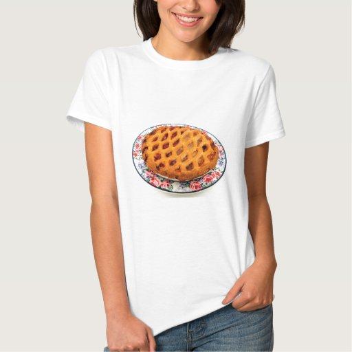 Cherry And Apple Pie Tee Shirt