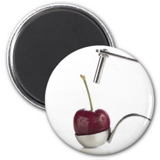 Cherry and Corer Magnet