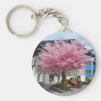 cherry bare OM austria Keychain