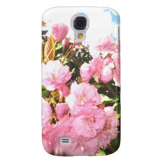 cherry bloom samsung galaxy s4 cover