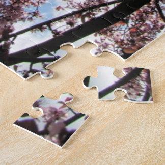 """Cherry Blossom"" 10x14 Photo Puzzle"