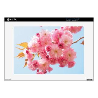 "Cherry Blossom 15"" Laptop Skin"