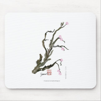 Cherry Blossom 15 Tony Fernandes Mouse Pad