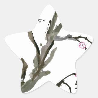Cherry Blossom 15 Tony Fernandes Star Sticker
