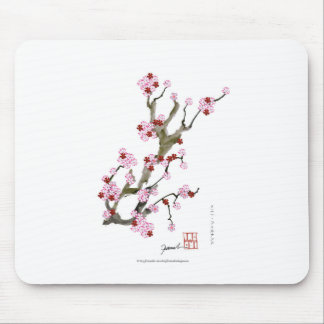Cherry Blossom 16 Tony Fernandes Mouse Pad