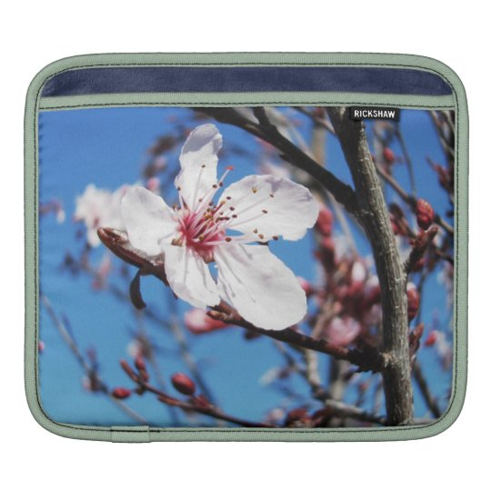 Cherry Blossom 2 Sleeve For iPads