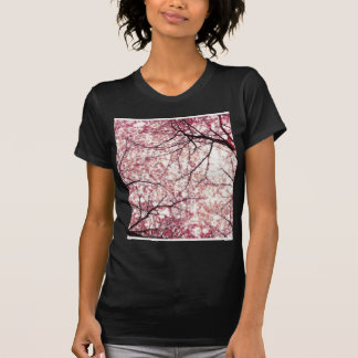 cherry blossom 2 t shirt