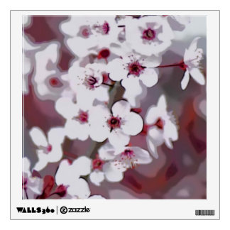 Cherry Blossom 2 Wall Decal