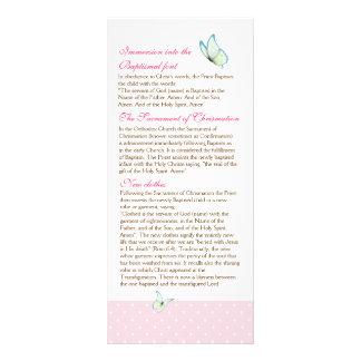 Cherry Blossom Baptism Program 4/5