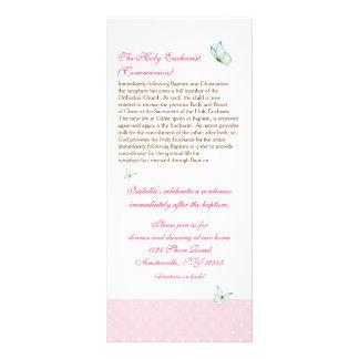 Cherry Blossom Baptism Program 5/5