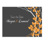 Cherry Blossom Bella Save the Date Postcards