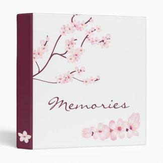Cherry Blossom Binder