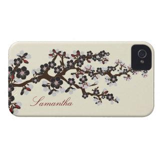 Cherry Blossom BlackBerry Bold Case (black)