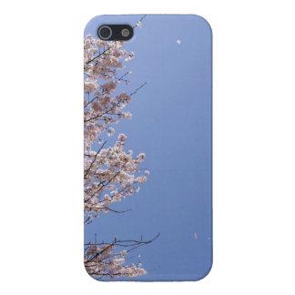 Cherry blossom blizzard (Hanafubuki) Cover For iPhone SE/5/5s