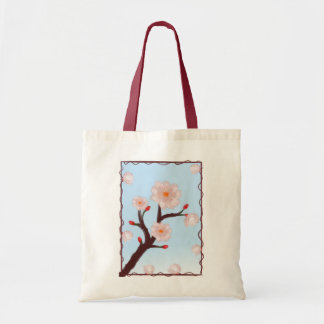 Cherry Blossom Blooms Bag