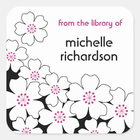 Cherry Blossom bookplates
