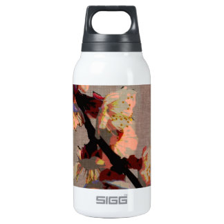 Cherry Blossom Branch Item Insulated Water Bottle