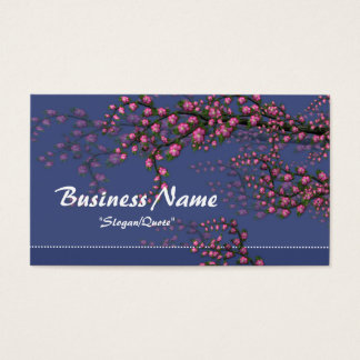 Cherry Blossom Branches/Tree Business Cards