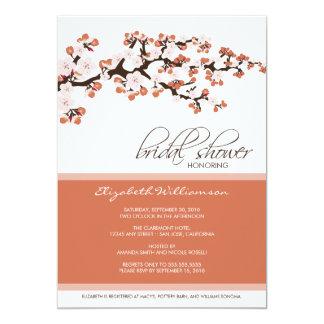 Peach Tree Invitations & Announcements   Zazzle