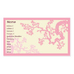 Cherry Blossom - Business Double-Sided Standard Business Cards (Pack Of 100)