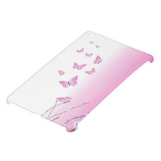 Cherry Blossom Butterflies Cover For The iPad Mini