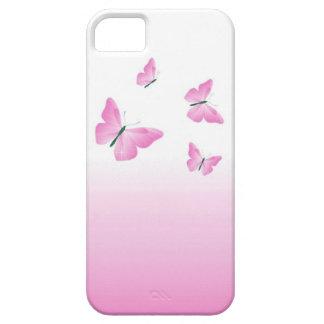 Cherry Blossom Butterflies iPhone SE/5/5s Case