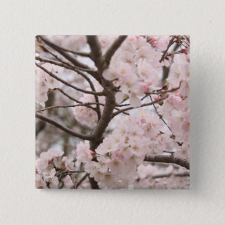 Cherry Blossom Button