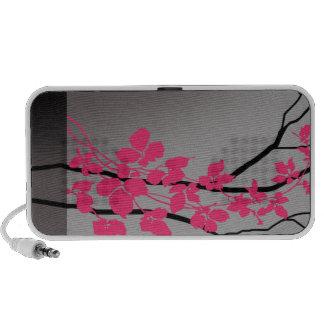Cherry Blossom by Cheryl Daniels iPod Speakers