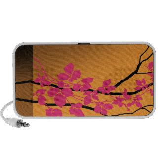 Cherry Blossom by Cheryl Daniels iPhone Speakers