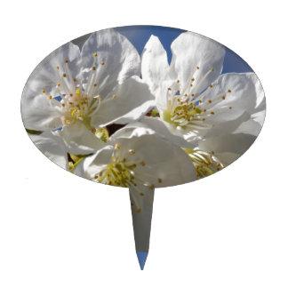 cherry blossom cake topper