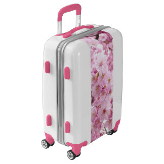 Cherry Blossom Carry-On Luggage