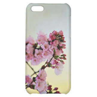 Cherry blossom cover for iPhone 5C